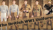 The British WW1 Uniform and Kit