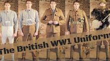 The British WW1 Uniform and Kit