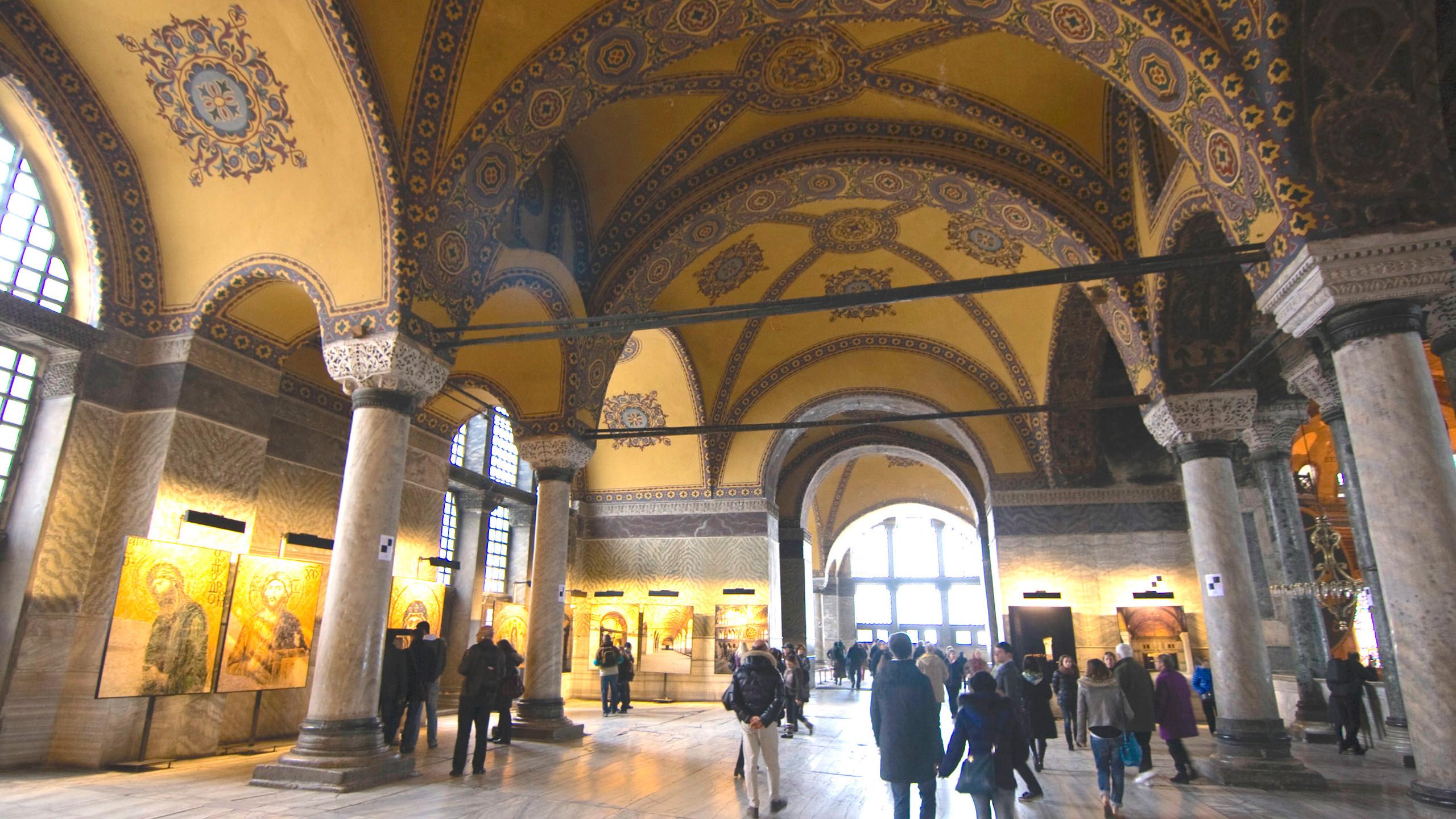 Hagia Sophia Gallery