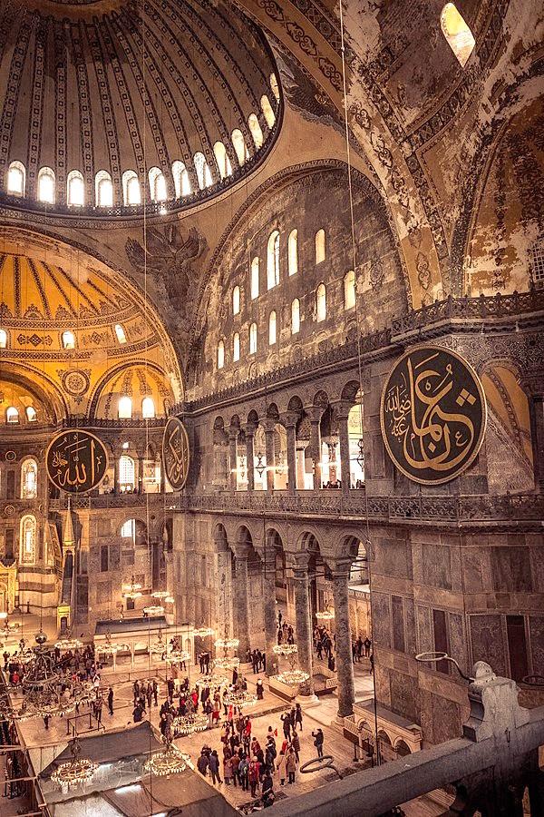 Hagia Sophia 2nd Storey