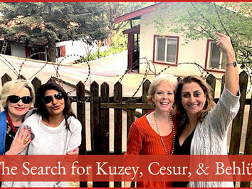 Istanbul Trip Day 1 ~ Desperately seeking Kuzey... and Cesur and Behlül!