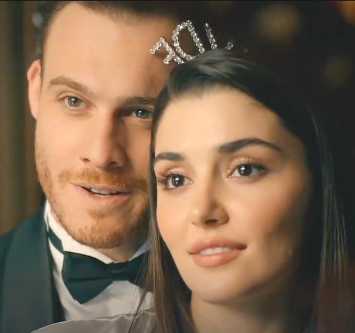 Sen Cal kapimi Serkan Eda wedding romance
