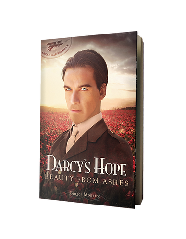 Darcy's Hope Beauty from Ashes Ginger Monette