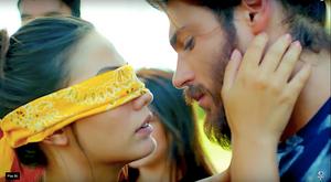 Erkenci Kus english blindfold - feeling Can's face
