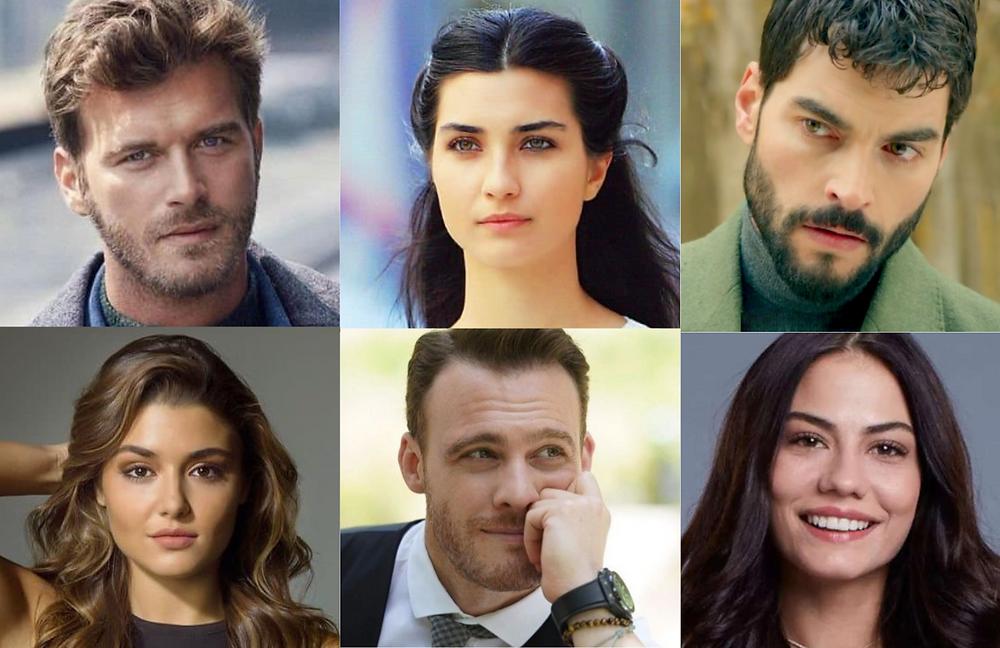 Turkish Actor interviews with English subtitles