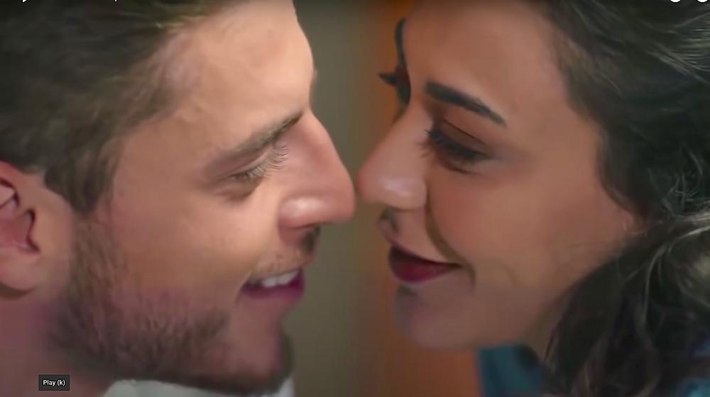 turkish Drama romantic scenes Oguz and Ipek Heartbeat