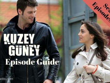 Kuzey Guney Episode Guide ~ Season 2