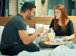 Kiralik Ask full episodes with english subtitles Defne and omer chinese food