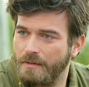 Kivanc Tatlitug tears
