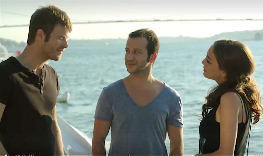 Kuzey, Ali, and Cemre