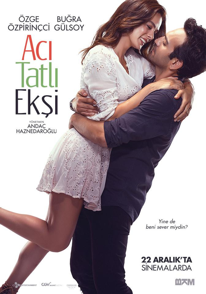 Aci Tatli Eksi Review Full Turkish Drama movie with English subtitles on Netflix