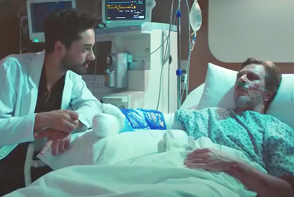 Turkish drama Gokan Alkan english heartbeat