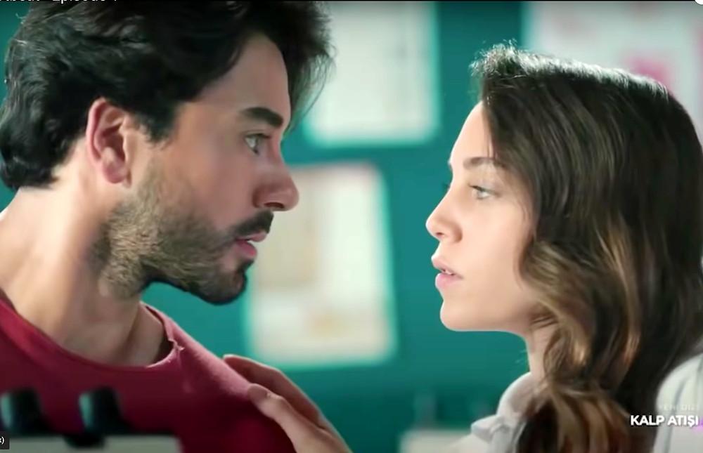 Ali and Eylul fall in love Heartbeat Kalp Atisi