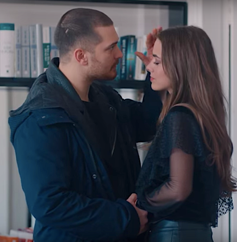 Icerde episode guide--Sarp reunited with his mom