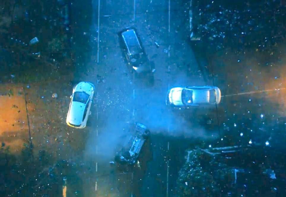 Carpisma car crash