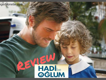 Review ~ Hadi be Oglum