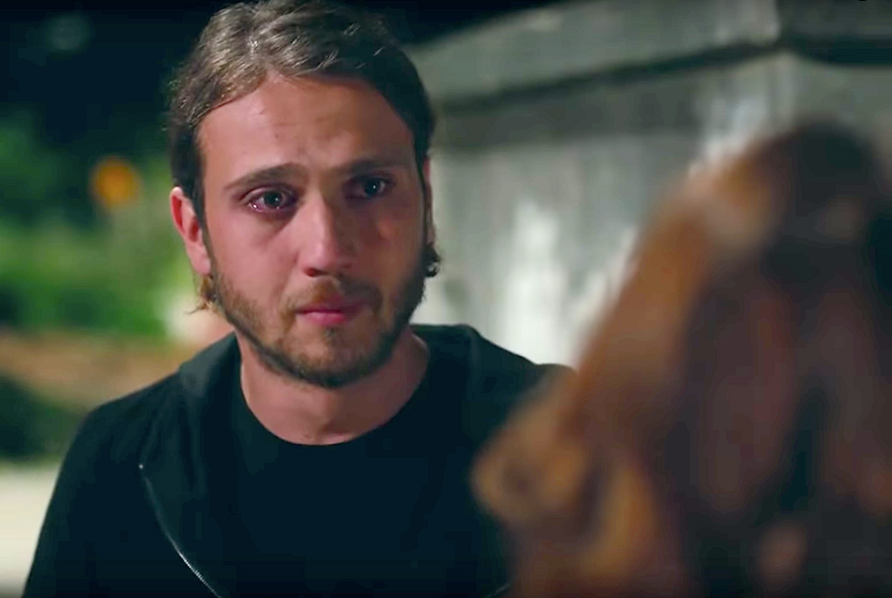 Icerde episode guide--Mert reunited with his mother