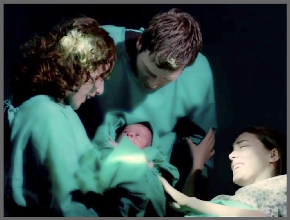 Cemre dreams she and Kuzey have a baby