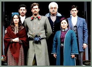 Eminof family Kivanc Tatlitug