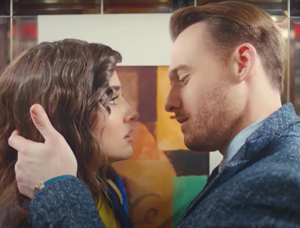 Sen Cal kapimi romance Serkan Eda EdSer episode 21