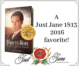 Copy of Ah! I'm thrilled Darcy's Hope ha