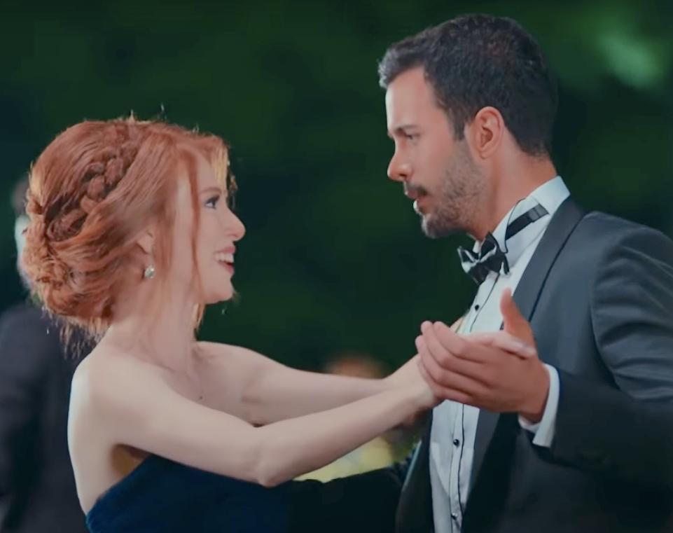 Kiralik Ask with english subtitles Omer and Defne dance
