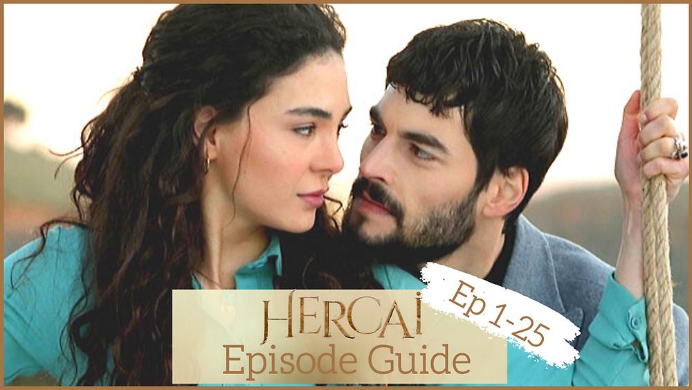 Hercai English episode guide  Hercai full episodes english
