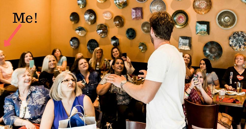 Kivanc Tatlitug meets American fans in Orlando, Florida