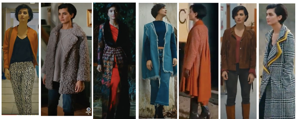 The many coats of Suhan Korludag