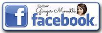 Join Author Ginger Monette on Facebook