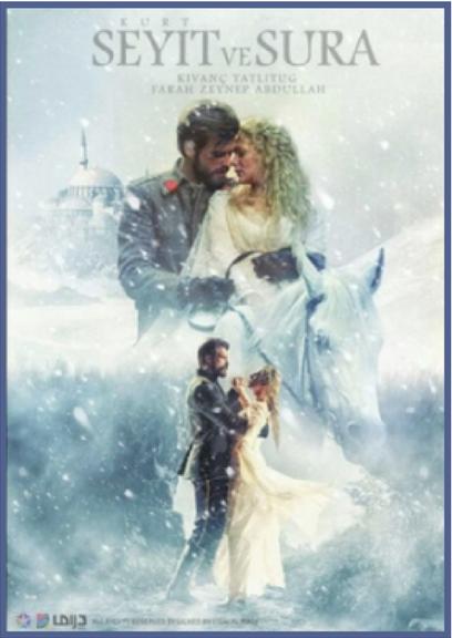 cover of Kurt Seyit ve Sura