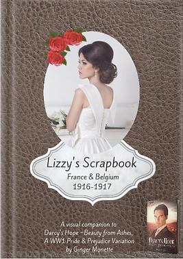 Lizzy's Scrapbook Great War Romance Ginger Monette