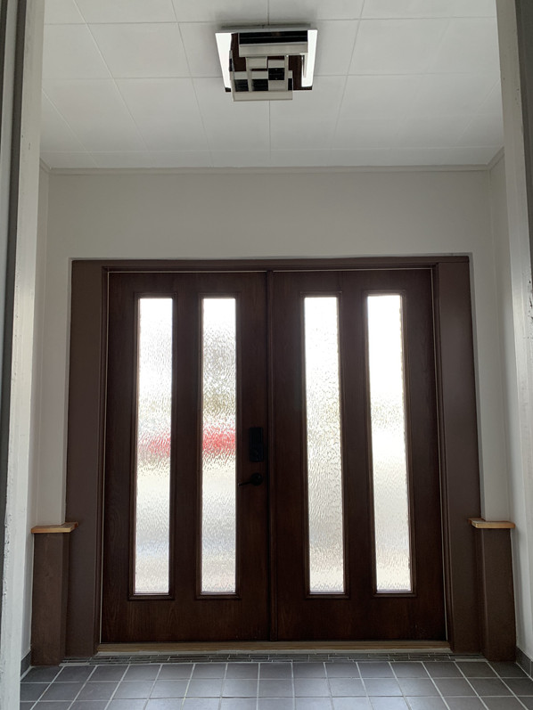 GORGEOUS FRENCH DOORS