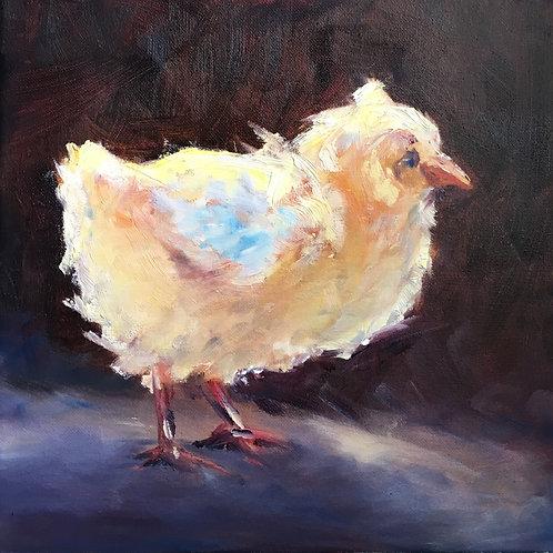 Chick Lit (after Cheri Christensen)
