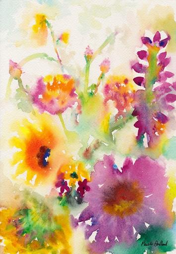 Flowers: Purple