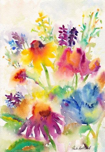 Flowers: Blue