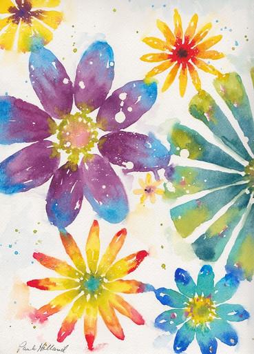 Glass Flowers 1