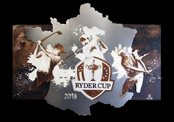 Rider Cup 2018 - Fan Art by Olivier de Géa