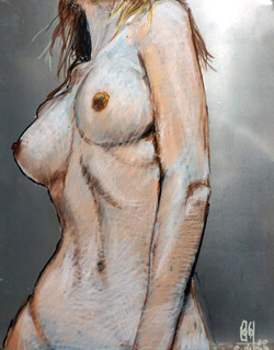 Pencil nude 1