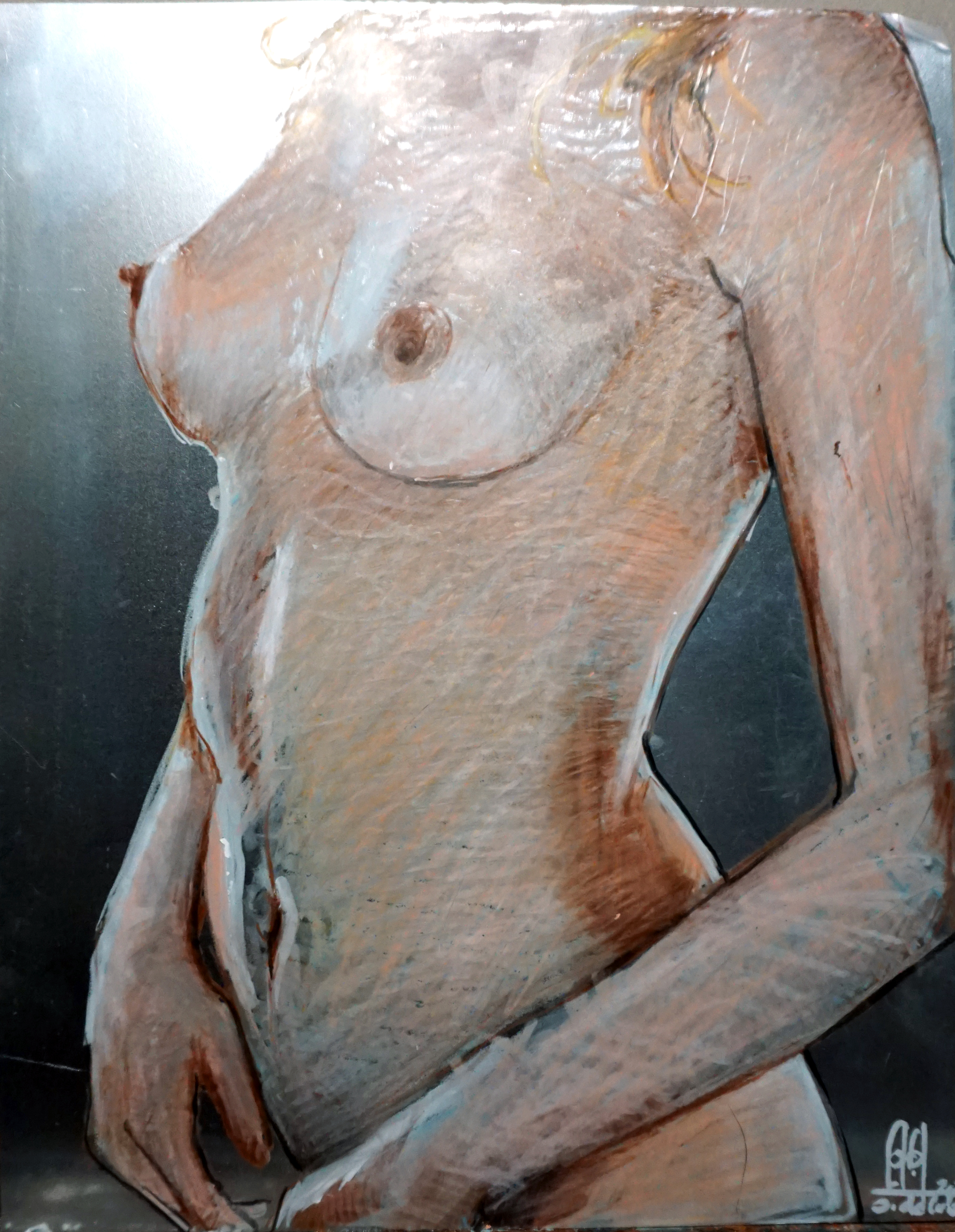 Pencil Nude 5
