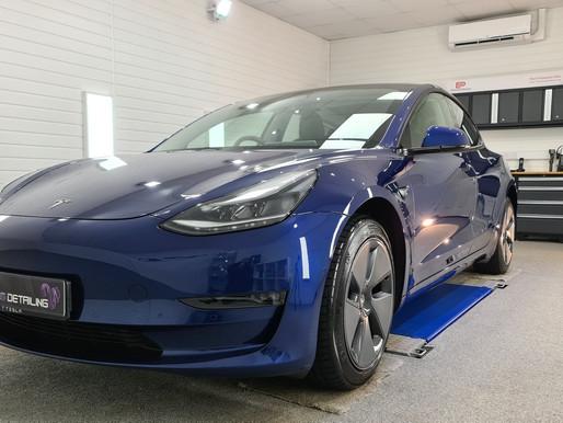 Tesla Model 3 Long Range - Premium Sheild Elite PPF & Gyeon Coatings