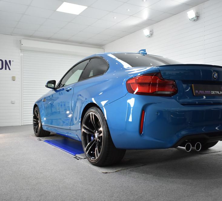 BMW M2 - Gyeon Duraflex, Coventry, Warwi