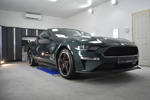 Mustang Bullitt  - New Car Protection De