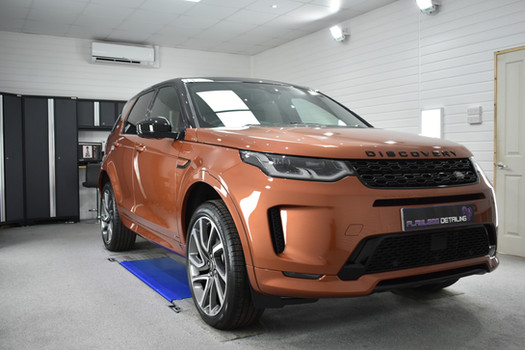 Land Rover Discovery Sport - Gyeon - Cov