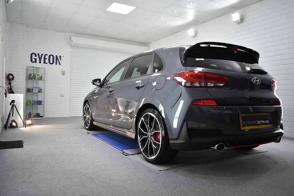 Hyundai i30N New Car Protection Detail -