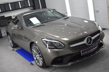 Mercedes SLC - Enhancement Detail, Coven