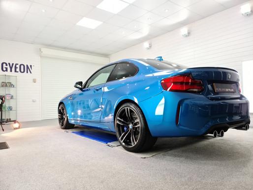 BMW M2 - Mild Correction and GYEON Quartz Coatings