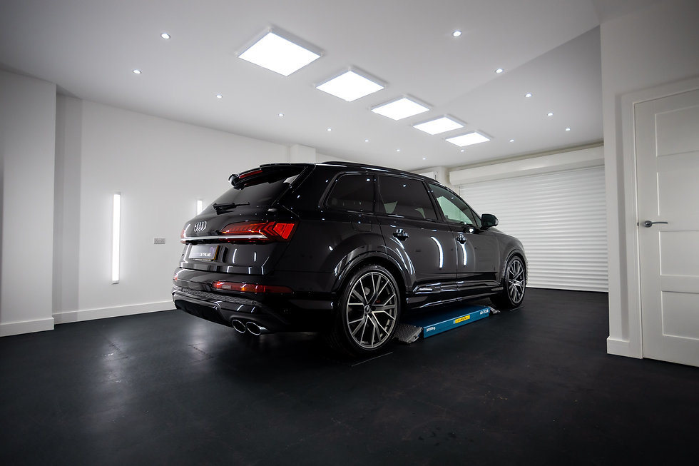 Audi SQ7 - Full car coverage PPF - Coven