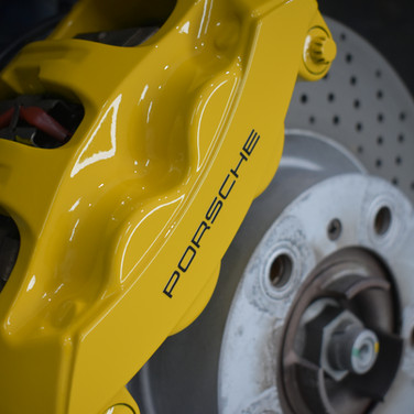Porsche Carrera - Porsche Speed Yellow -