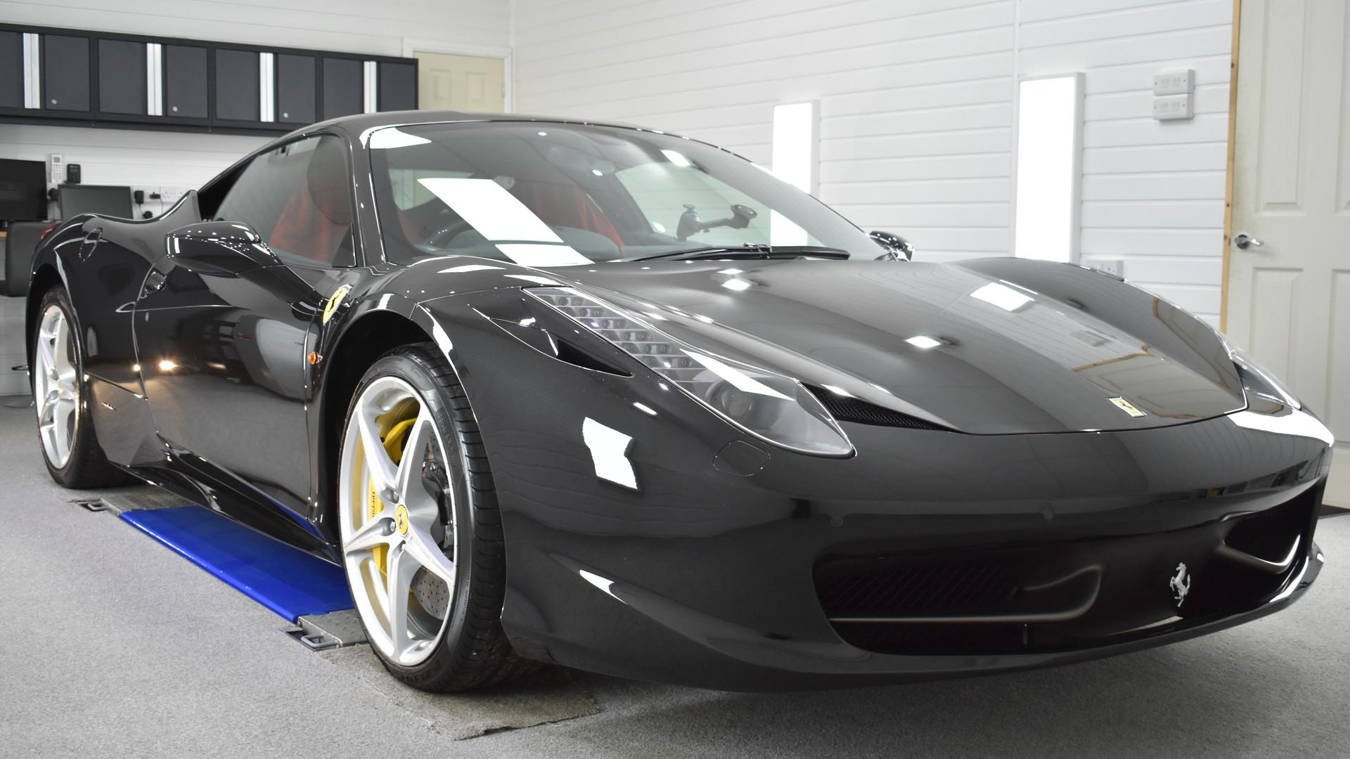 Ferrari 458 Italia - Gyeon PPF - Coventr